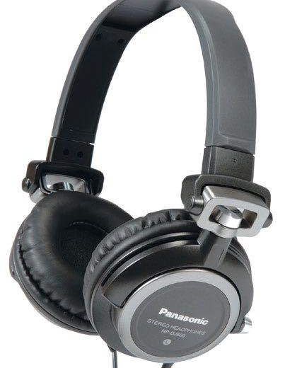 Наушники panasonic stereo headphones rp-dj600. Фото 1.