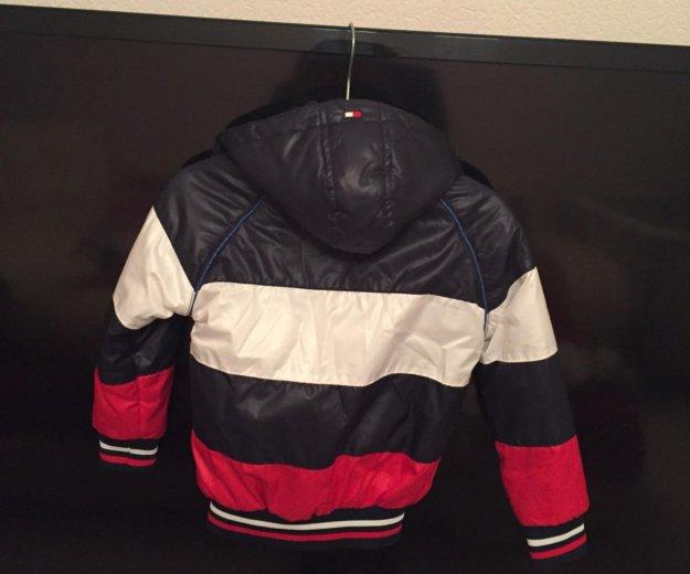 Куртка новая tommy hilfiger  92. Фото 2. Москва.