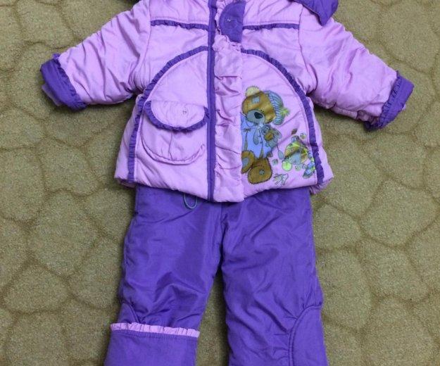 Зимний костюм. Фото 4.
