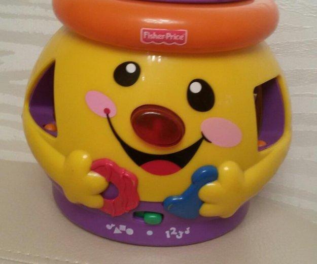 Детская развивающая игрушка. Фото 1. Москва.
