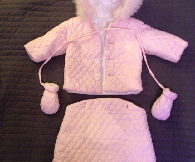 Курточка-трансформер. Фото 1. Лесной Городок.