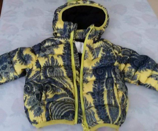Куртка утепленная. Фото 2. Краснодар.