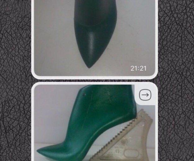 Обувные колодки. Фото 2. Москва.