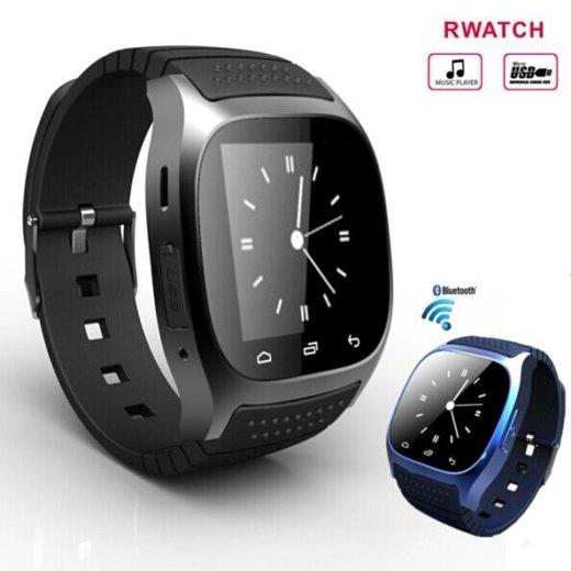 Умные часы smart watch m26 (ios, android). новые. Фото 1. Москва.