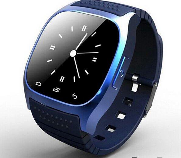 Умные часы smart watch m26 (ios, android). новые. Фото 2. Москва.