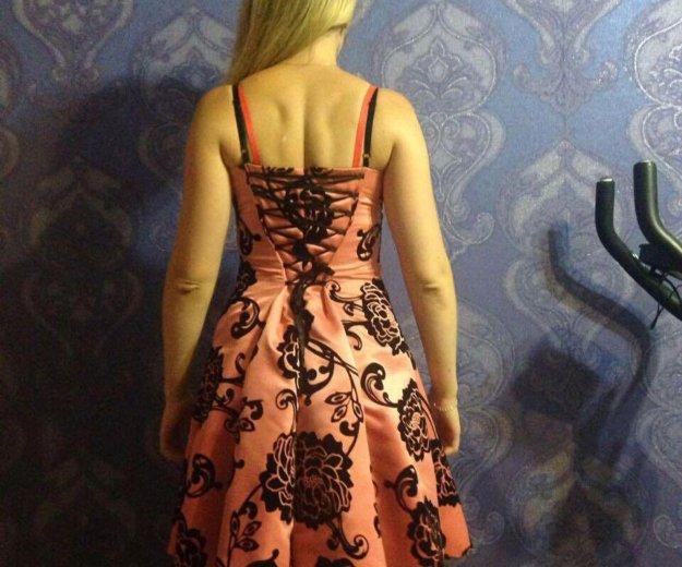 Вечернее платье. Фото 4. Люберцы.