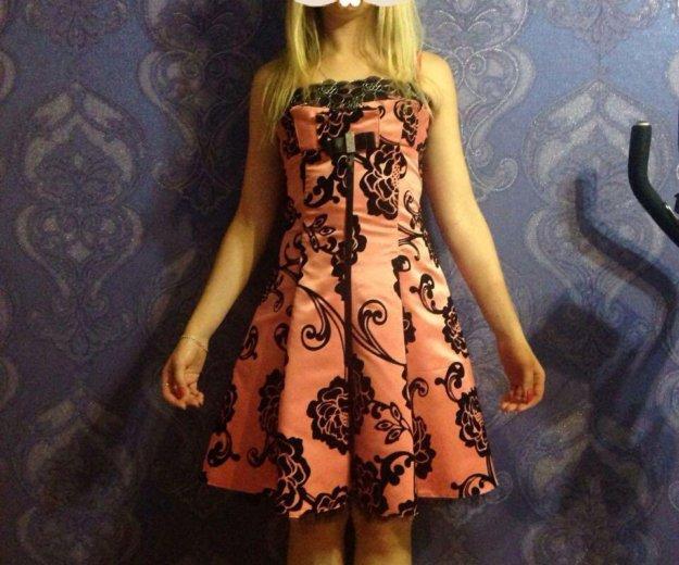 Вечернее платье. Фото 3. Люберцы.