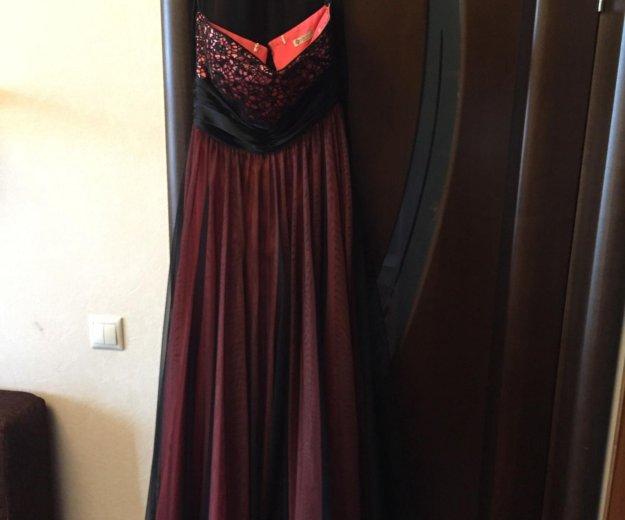 Продам шикарное вечернее платье. Фото 1. Одинцово.