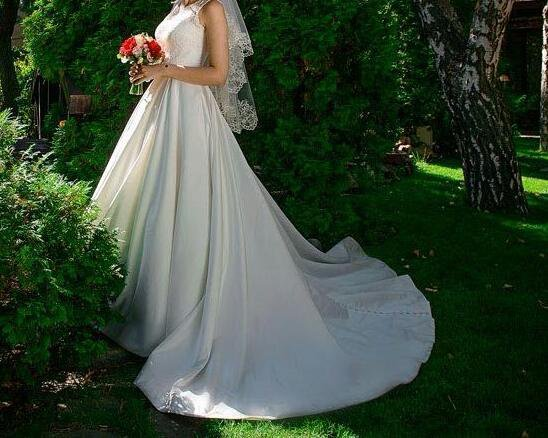 Свадебное платье. Фото 3. Ольгинская.