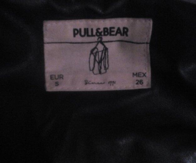 Кожаная куртка. Фото 3. Санкт-Петербург.