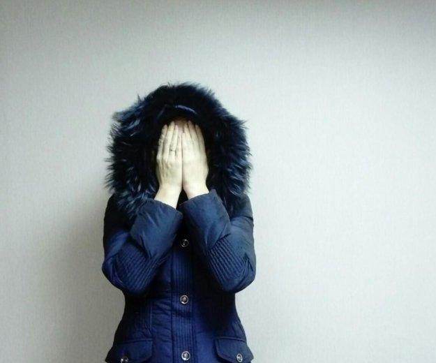 Куртка пуховик новая зимняя. Фото 1. Москва.