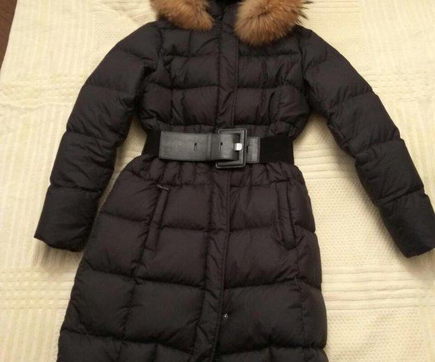 Продаю пальто-пуховик 46 р. Фото 1. Павловская Слобода.