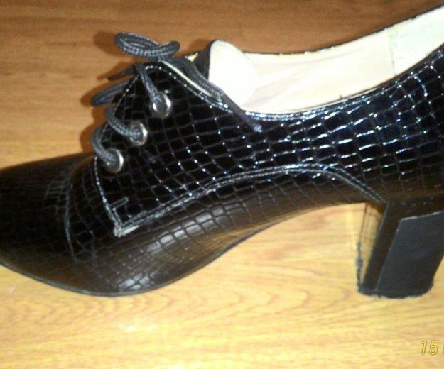 Ботинки натуральные. Фото 1. Тюмень.