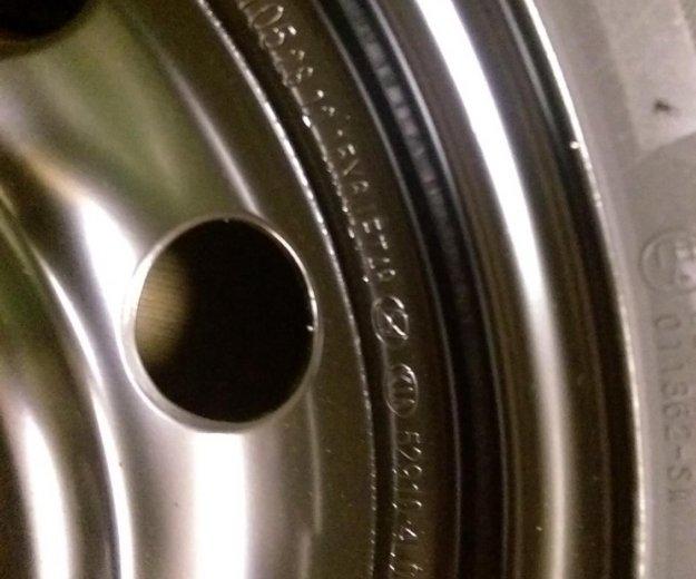 Запасное колесо кумхо kh17кия рио хендай солярис. Фото 2. Москва.