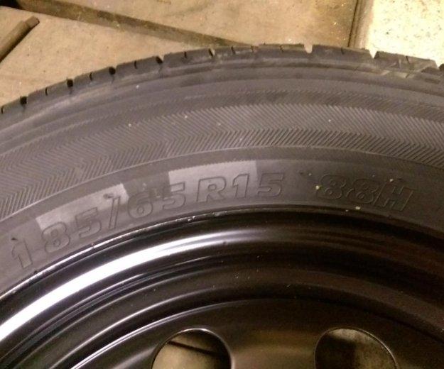 Запасное колесо кумхо kh17кия рио хендай солярис. Фото 3. Москва.
