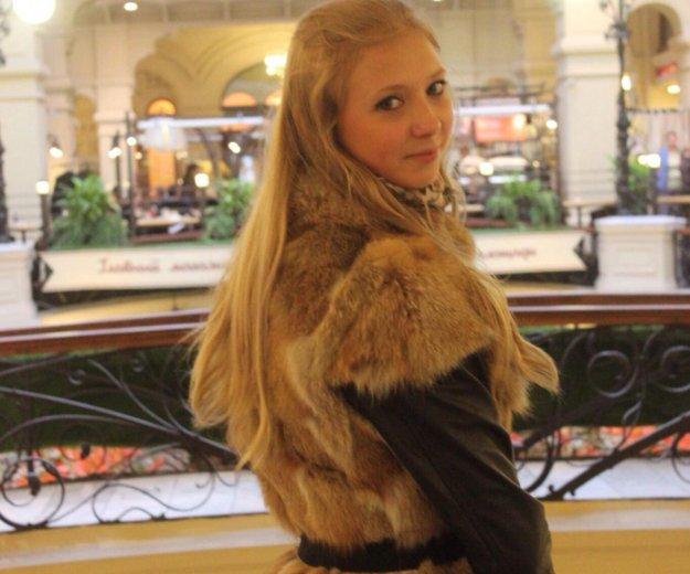 Жилетка из кролика. Фото 2. Москва.