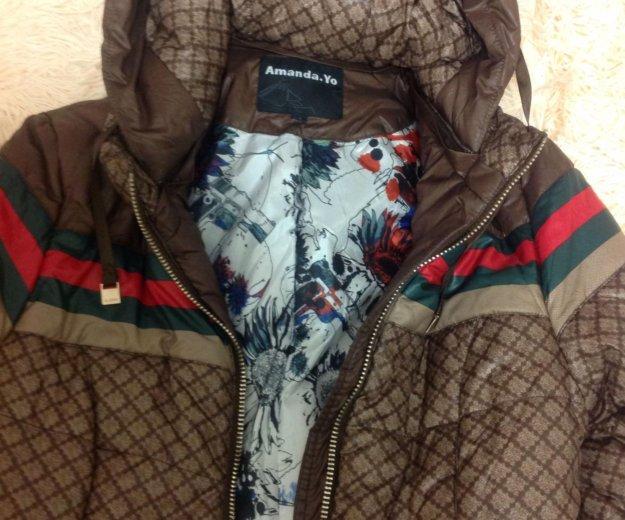 Куртка новая размер 42-44. Фото 1. Краснодар.
