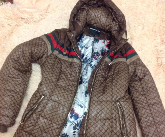 Куртка новая размер 42-44. Фото 2. Краснодар.