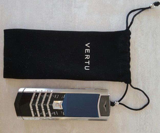 Телефон vertu. Фото 4.