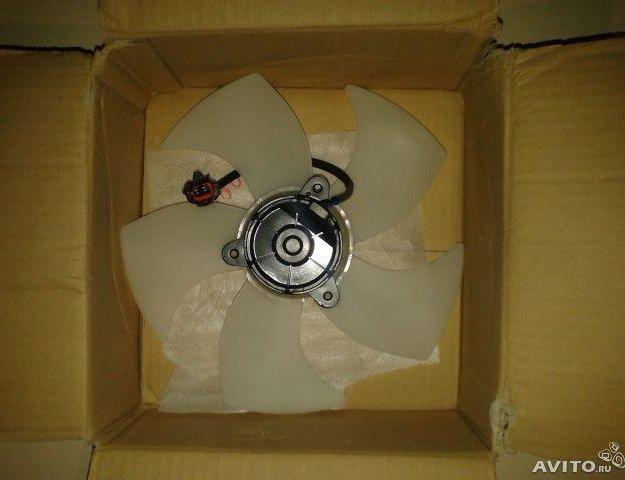 Subaru legasy / forester электро вентилятор. Фото 2. Сыктывкар.