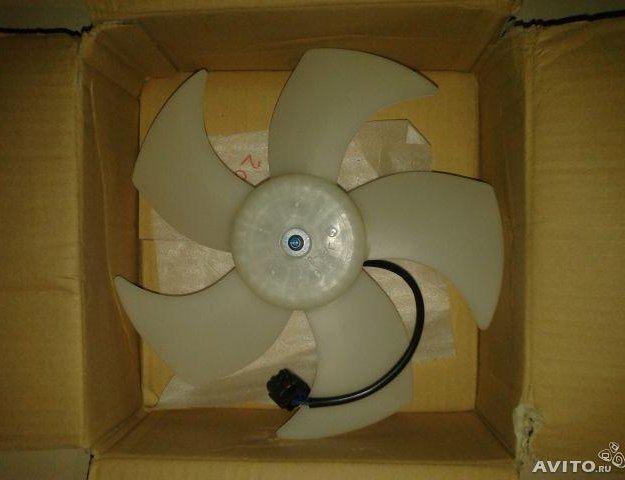 Subaru legasy / forester электро вентилятор. Фото 1. Сыктывкар.