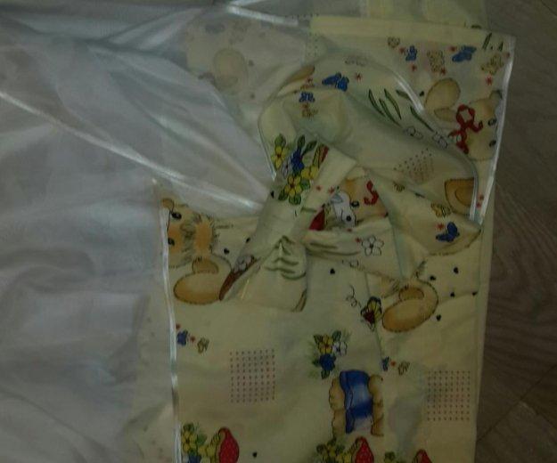 Балдахин на дет кроватку. Фото 3. Химки.