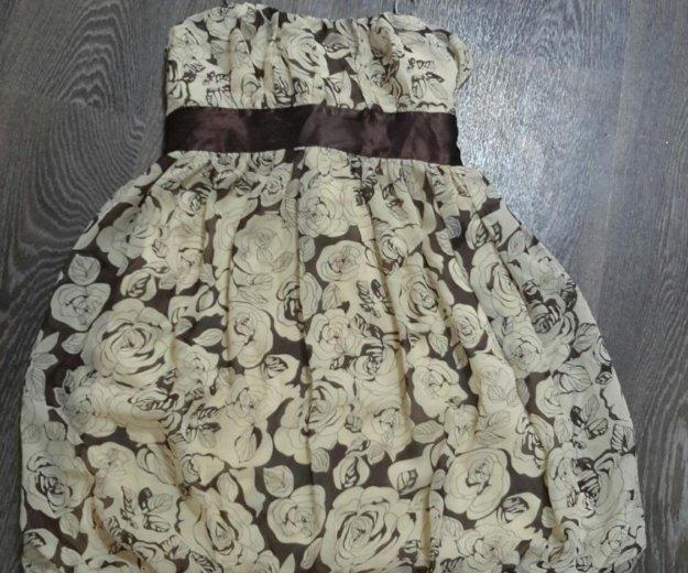 Шифоновое платье. Фото 1. Балашиха.