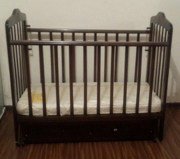 Детская кроватка. Фото 1. Грозный.