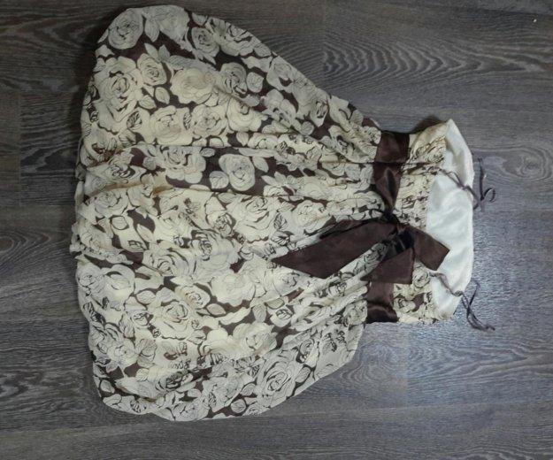 Шифоновое платье. Фото 4. Балашиха.