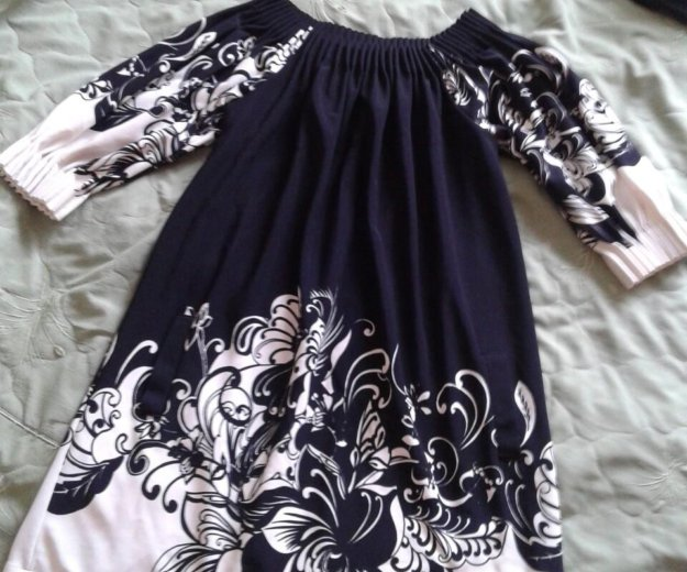 Платье трикотажное. Фото 2. Белгород.