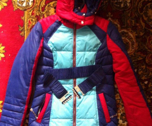 Женская куртка  на осень-весну. Фото 1. Челябинск.