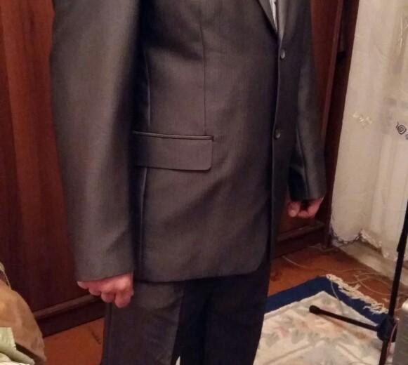 Костюм однобортный. Фото 1. Ростов-на-Дону.