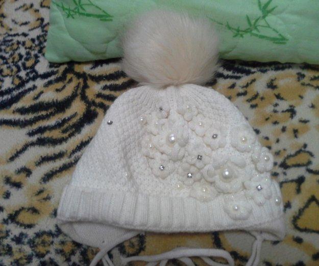 Зимняя шапка. Фото 1. Москва.