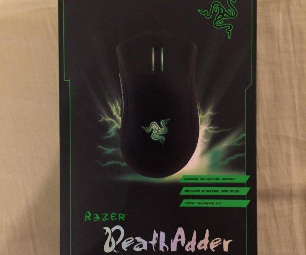 Razer deathadder 6400dpi. Фото 2. Москва.