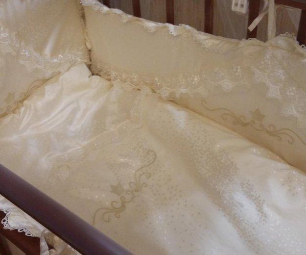 Кроватка для маленькой принцессы. Фото 1. Смоленск.
