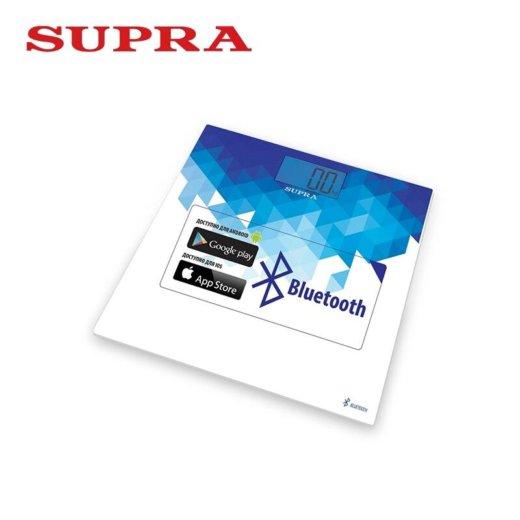 Умные весы c bluetooth supra bss-6000. Фото 1. Химки.