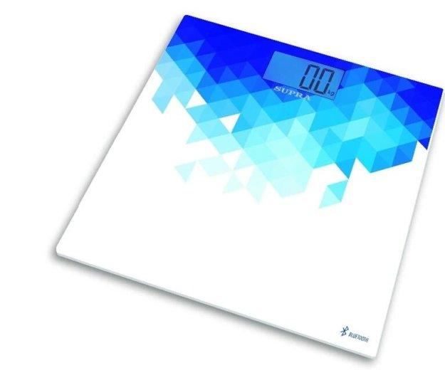 Умные весы c bluetooth supra bss-6000. Фото 3. Химки.
