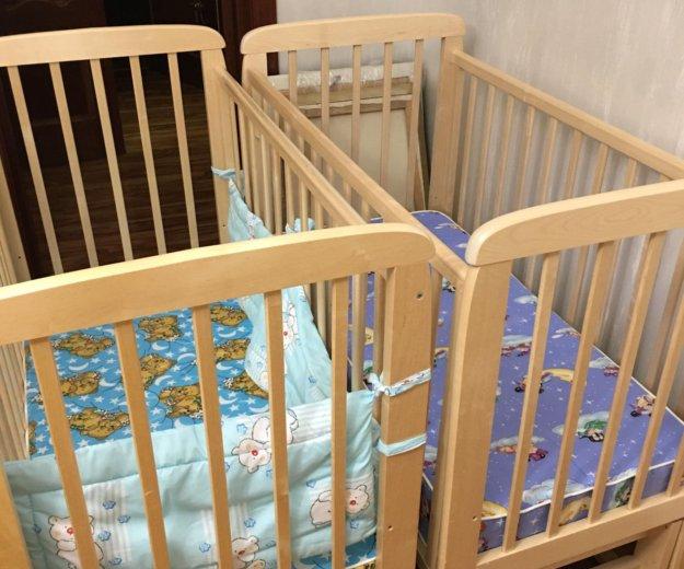 Две кроватки. Фото 1. Люберцы.