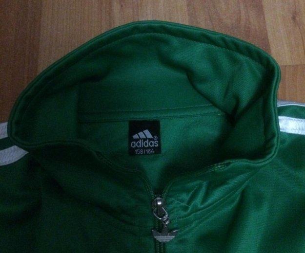 Кофта adidas original. Фото 3. Бор.