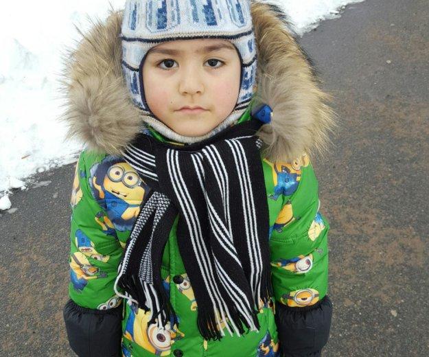Комбенизион зимние монклер  (миньены ). Фото 3.