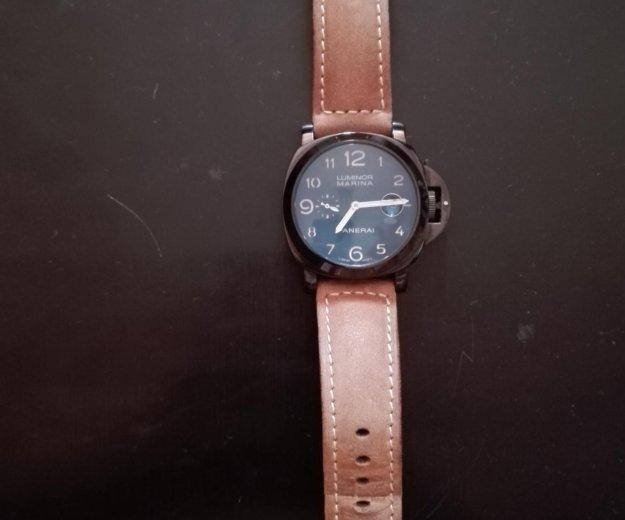 Luminor panerai механические часы. Фото 1. Камень-Рыболов.