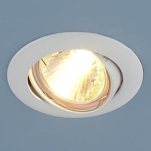 Точечный светильник. Фото 1. Москва.