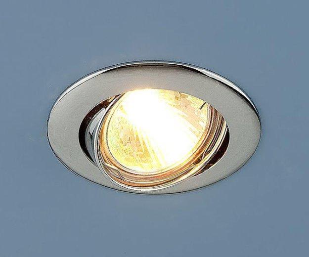 Точечный светильник. Фото 3. Москва.