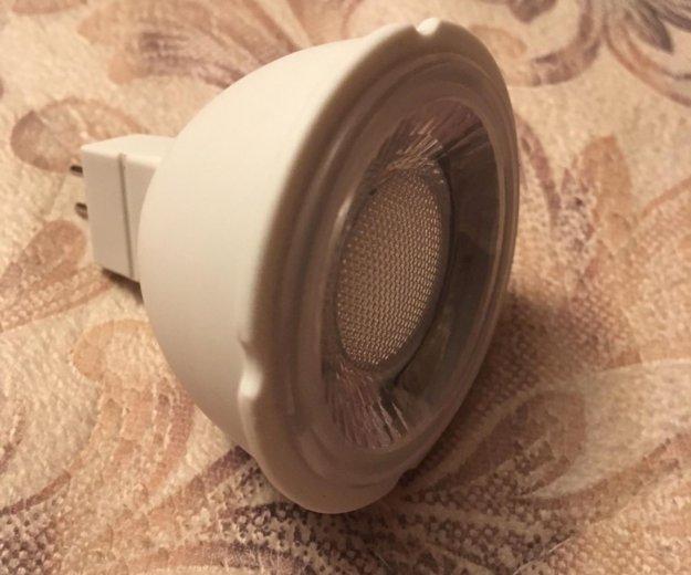 Светодиодная лампа. Фото 2. Москва.