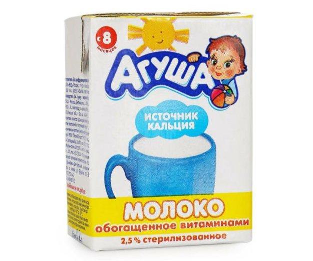 Молоко агуша кефир агуша. Фото 1. Москва.