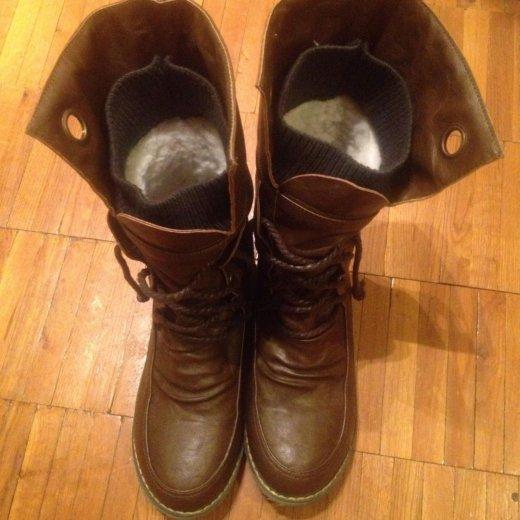 Новые ботинки мужские. Фото 1. Зеленоград.