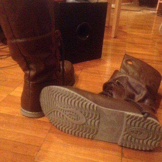 Новые ботинки мужские. Фото 3. Зеленоград.