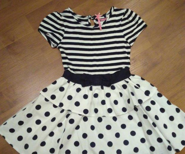 Платье next р.3-4 года. Фото 1.