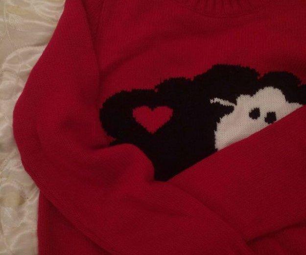 Уютный свитер. Фото 1. Москва.