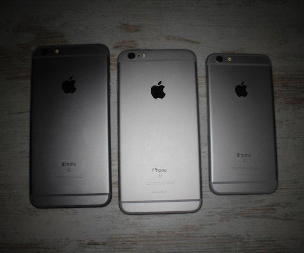 Iphone 6s 64 и 6s+ 64 б/у на гарантии. Фото 3. Санкт-Петербург.